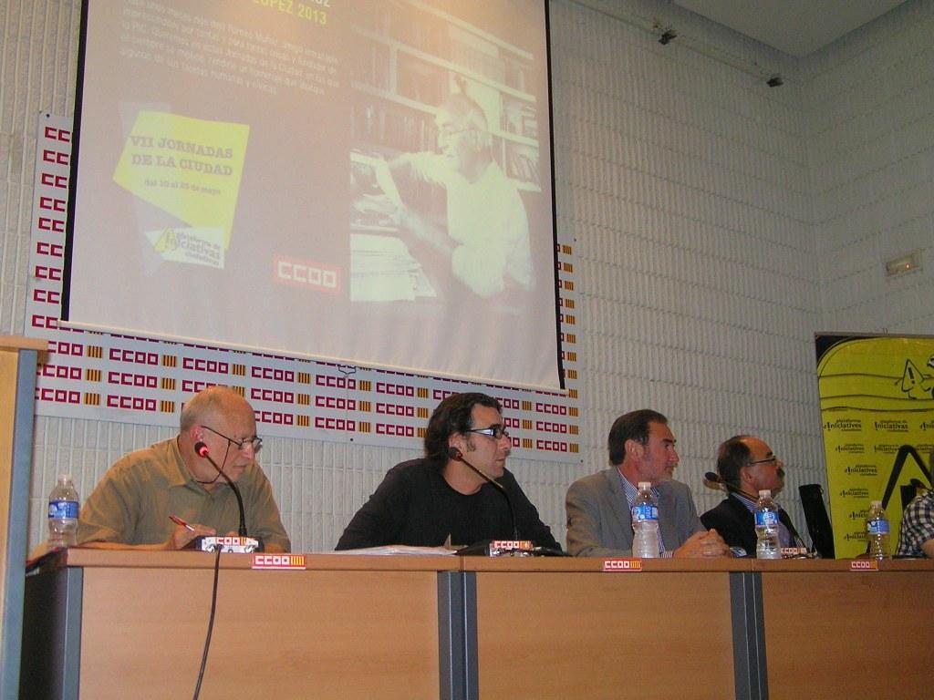 El homenaje a Ramiro Muñoz se abrió con el debate sobre el futuro de la enseñanza pública
