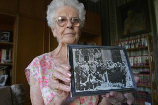 Marina Olcina fue concejala en Alicante a los 17 años durante la II República