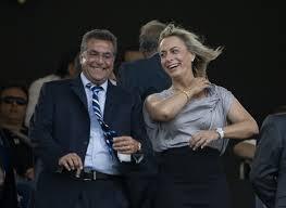 El empresario Enrique Ortiz y la alcaldesa Sonia Castedo en imagen de archivo