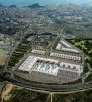 Imagen virtual del macrocomplejo de Ikea en Rabassa