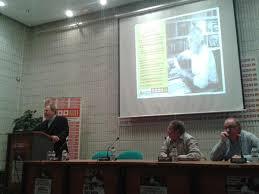 Imagen de archivo del acto de entrega del II Premio Ramiro Muñoz al CEIP El Palmeral