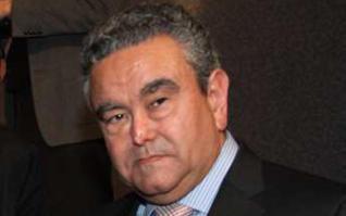 Andrés Pedreño, exrector de la Universidad de Alicante